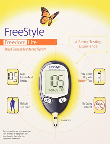 Buy blood glucose meter reviews
