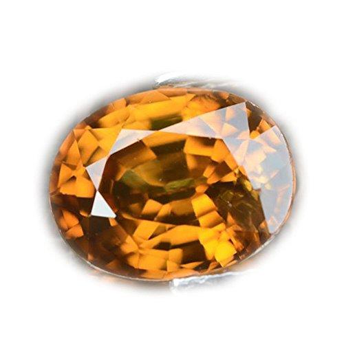 1.08ct 100%Transparent Natural Pear Light Yellow Sapphire Sri-Lanka #AB