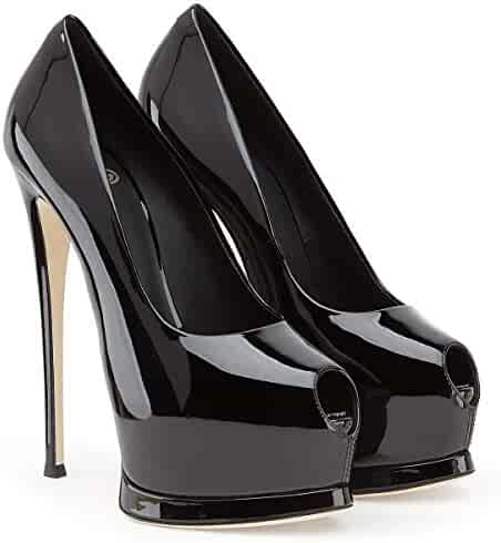 09c1af7878bb2 Shopping 15.5 - Black or Clear - Shoes - Women - Clothing, Shoes ...