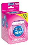 Durex Play Vibrations Vibrating Ring 1 ct (Quantity of 1), Health Care Stuffs