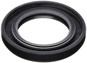 shaft seal spring loaded double lip steel with buna n. Black Bedroom Furniture Sets. Home Design Ideas