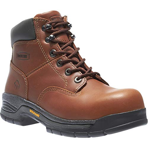 000f2280d58 Wolverine® Men's Harrison Steel Toe EH Boots Brown