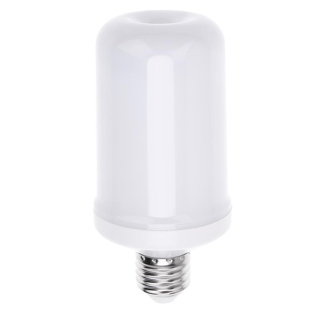 Lámpara decorativa de la simulación de la lámpara del bulbo del efecto de la llama de la CA 90-265V E27 4W 99LED - Matefielduk