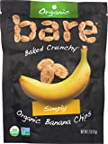 Bare fruit Chip Banana Simply Org 2.7 OZ (Pack of 12)
