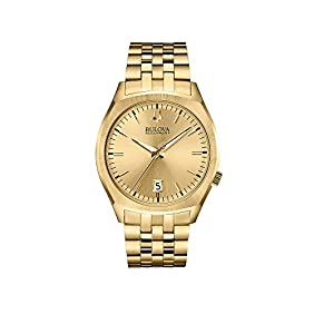 Bulova Men's Accutron II Goldtone