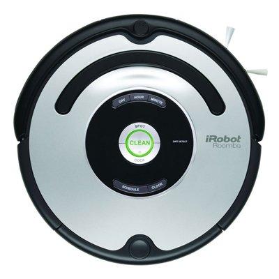 iRobot Roomba 自動掃除機 ルンバ560 ブラック/シルバー   B00385RK0M