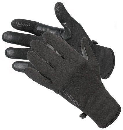 Blackhawk Men's Cool Weather Shooting Glove (Black, (Blackhawk Liner Glove)