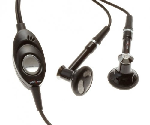 Verizon Handsfree Headset Earbuds Earphones