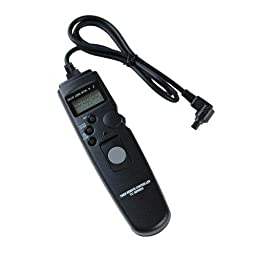 DLC Studio 5-in-1 Intervalometer Remote Control for Canon \