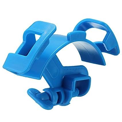 Acuario Tanque de peces filtro de agua tubo manguera tubo de montaje soporte