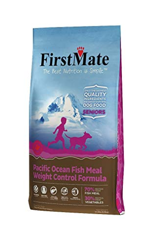Firstmate Pet Foods Pacific Ocean Fish Senior/Weight Control, 14.5 Pounds