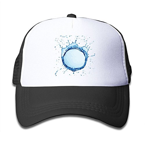 War Wolf Strapback Hat Boys&Girls Water Drop Effect Adjustable Unisex Fitted (Cat In The Hat Custome)