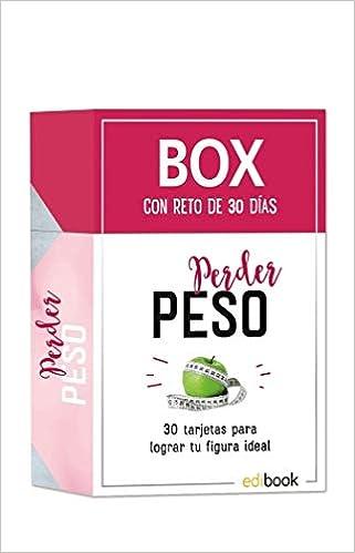 Box reto 30 días: perder peso: 2 BOX CON RETO DE 30 DÍAS: Amazon.es: Vv.Aa, Vv.Aa: Libros