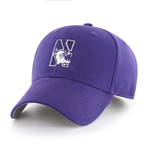 2c744f38440 Northwestern Wildcats Fitted Hats