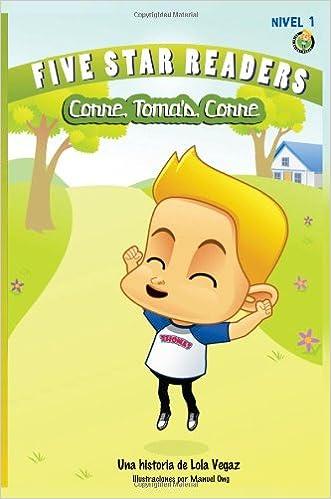 Descarga gratuita de formato ebook Corre, Tomas, Corre en español PDF iBook 0985713925