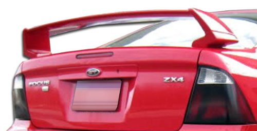 Duraflex ED-OAZ-348 SE Wing Trunk Lid Spoiler - 1 Piece Body Kit - Compatible For Ford Focus 2000-2007 ()