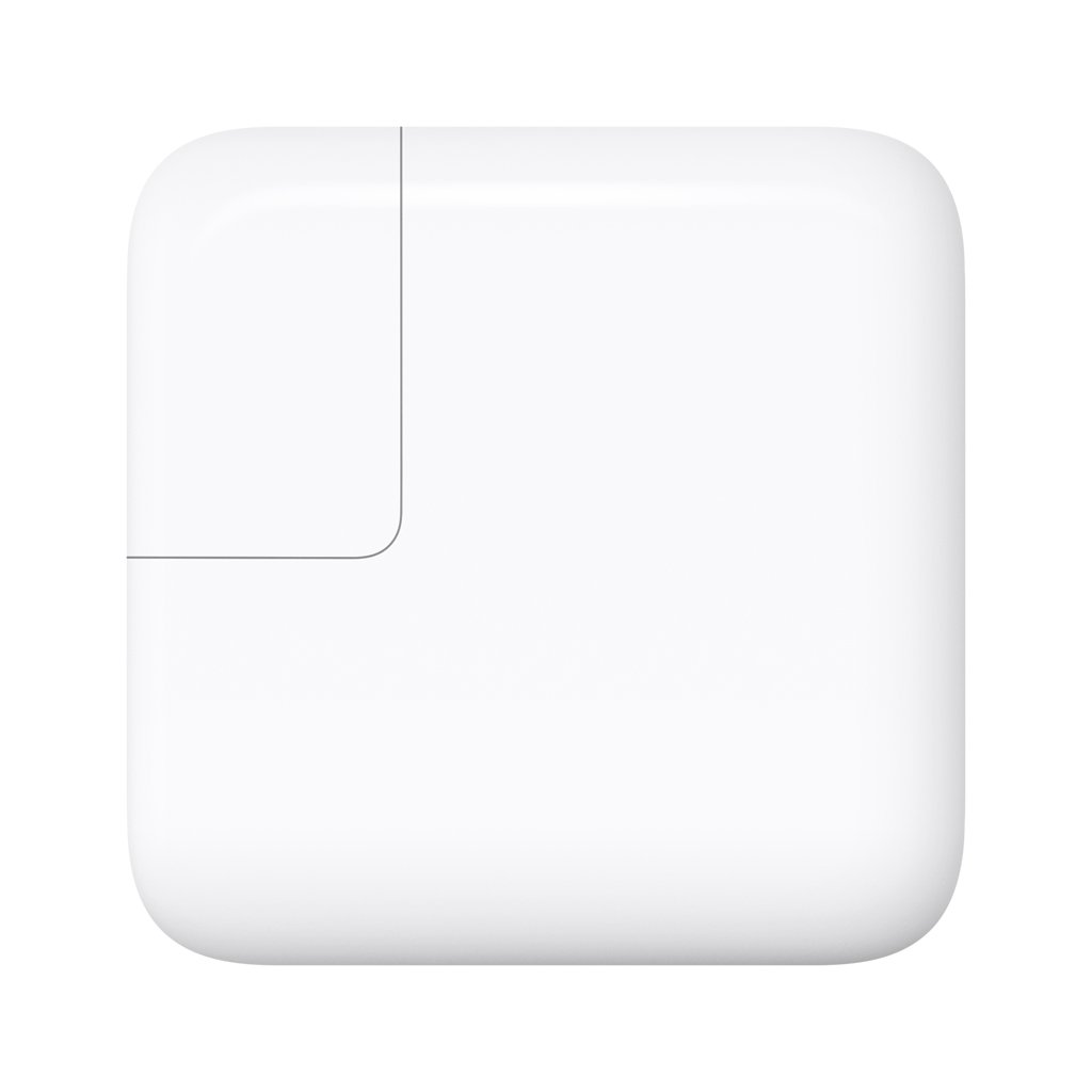 Apple 29W USB-C Power Adapter (MJ262LL/A) (Cable Not Included)