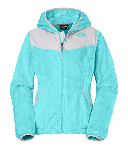 The North Face Kids Girls KidsLittle OSO Hoodie (Little Big Kids), Fortuna Blue XL (18