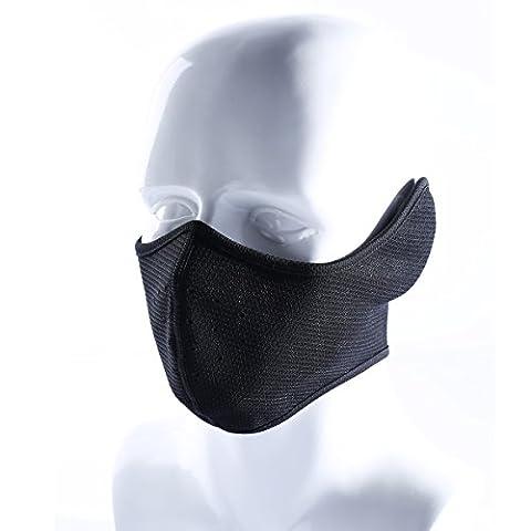 Your Choice Adjustable Thermal Fleece Balaclava Winter Outdoor Sports Face Mask (K) - Winter Balaclava