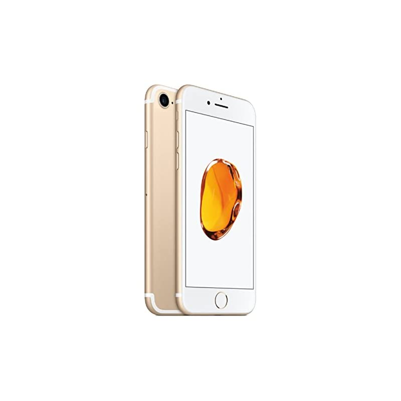 Apple iPhone 7, AT&T, 128GB - Gold (Refu