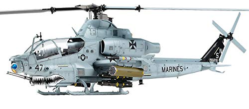 Academy 12127 1:35 Scale USMC US Marine Corps AH-1A for sale  Delivered anywhere in USA