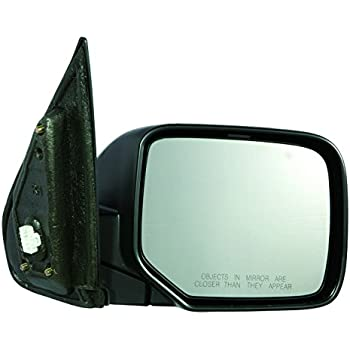 amazon com dorman 955 1719 honda pilot passenger side powered folddepo 317 5420r3ebh1 honda pilot passenger side textured heated power mirror