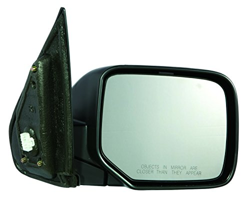 - DEPO 317-5420R3EBH1 Honda Pilot Passenger Side Textured Heated Power Mirror