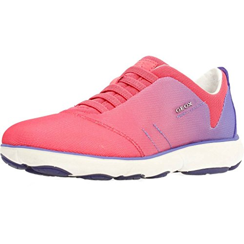 Calzado deportivo para mujer, color Rosa , marca GEOX, modelo Calzado Deportivo Para Mujer GEOX D NEBULA Rosa