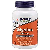 AHORA Glycine 1000 mg, 100 Cápsulas vegetales