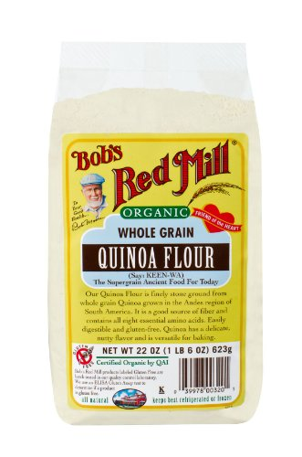 Bob's Red Mill Flour Quinoa Organic, 22-ounces