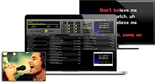 M4a Files Audio (LYRX Karaoke Software For MAC)