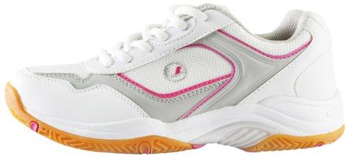 Intrieure Rose Adulte Chaussure Sport Unisexe Ultrasport Blanc 5wxqzOqB