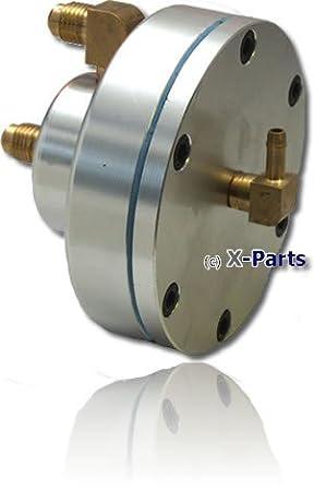 FMU 3: 1 regulador de presión de gasolina laded ruckabhän Gig Plata: Amazon.es: Coche y moto