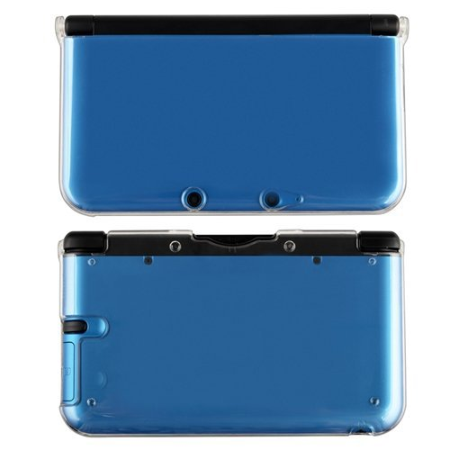 Amazon.com: TNP 3DS XL Case - Ultra Clear Crystal ...