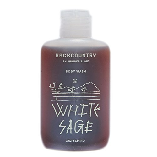 Juniper Ridge Backcountry Body Wash - White Sage - 2 oz