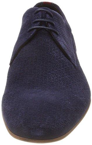 Hugo Cordoba_Derb_sdpr, Scarpe Stringate Derby Uomo Blu (Medium Blue 420)