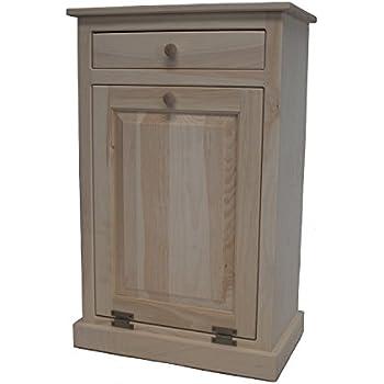 Amazon Com Austell Bathroom Hamper 33 Quot Hx28 5 Quot Wx13d