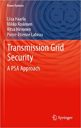 Transmission Grid Security: A PSA Approach (Power Systems