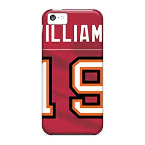 For Iphone Cases, High Quality Tampa Bay Buccaneers For Iphone 5c Covers Cases