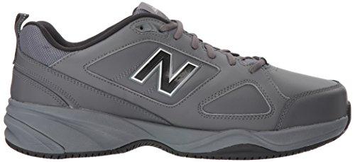 Balance New Männer MID626V2 Black Arbeit Trainingsschuhe Grey 8ddrn