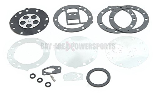 Mikuni BN Carb Carburetor Rebuild Repair Kit Kawasaki SX JS 300 400 440 550