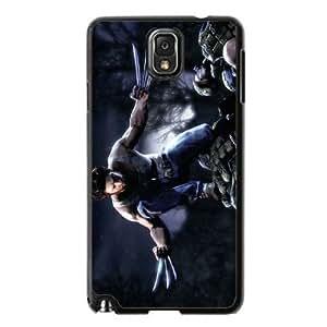 Wolverine Samsung Galaxy Note 3 Black Hard Cell Phone Case