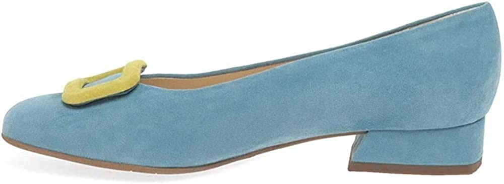 Peter Kaiser Zenda Womens Dress Shoes Levi Suede Leon Suede