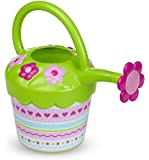 Melissa & Doug Sunny Patch Pretty Petals Watering Can Toy