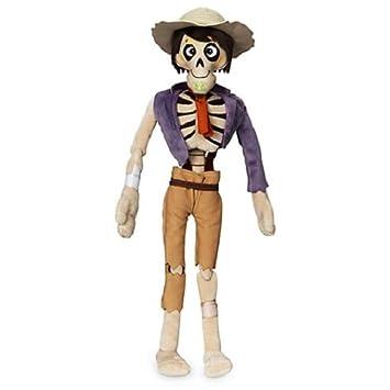 CoCo Oficial de Disney Pixar Tienda Héctor Medio Suave Felpa muñeca de Juguete 45cm