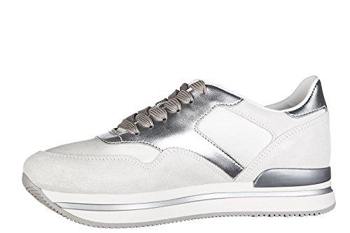 Hogan Glisser Sur Chaussures De Sport - Gris InPr2xetI