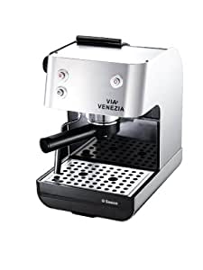 Saeco RI9367/47 Via Venezia Espresso Machine, Stainless Steel