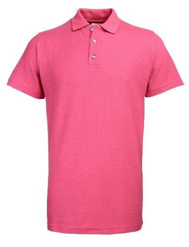 RTY Workwear Arbeitskleidung Heavyweight polo Raspberry 2XL