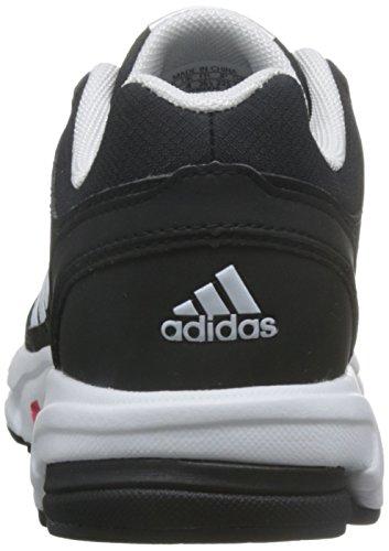 Abbigliamento Donna Adidas 10 W, Nero / Bianco, 6 Us