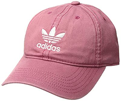 adidas Women's Originals Relaxed Fit Strapback Cap by Agron Hats & Accessories